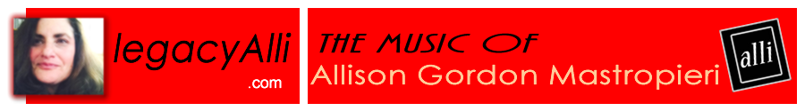 allison gordon mastropieri Music